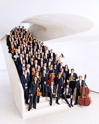 hr-Sinfonieorchester / Photo: Ben Knabe