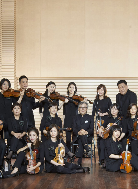 Korean Chamber Orchestra / Photo: Rami