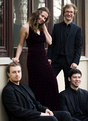 Eliot Quartet / Photo: Andreas Kessler